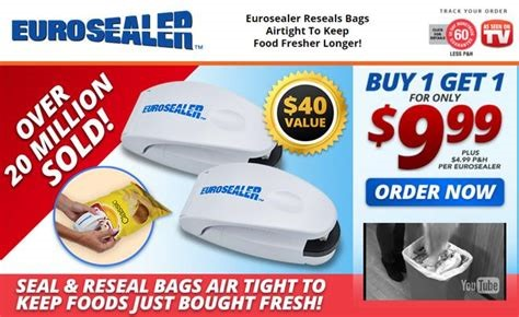 EuroSealer Review: Does This Bag Re-Sealer Work? - Freakin ...